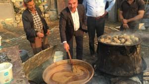 Havza Belediye Başkanı Sebahattin Özdemir kırsal mahalleleri ziyaret etti.