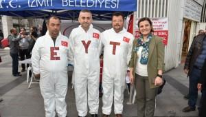BAŞKAN HÜRRİYET'TEN EYT'LİLERE DESTEK