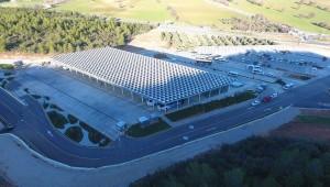 Büyükşehir Güneşten 1000 Hanenin Elektriğini Üretecek