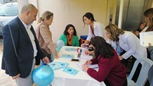 Menemen Belediyesi'nden Dünya Diyabet Günü etkinliği