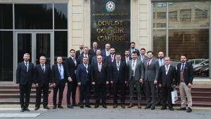 MÜSİAD İzmir'den Azerbaycan'a