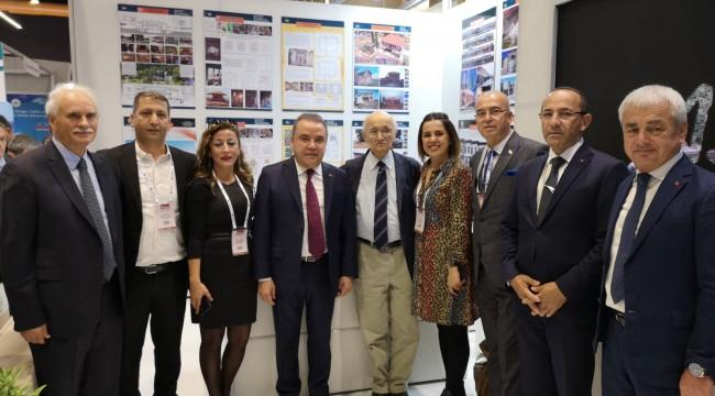 Tarihi Kentler Birliği'nden Adana Büyükşehir Belediyesi'nin, 75. Yıl Sanat Galeri'sinin Cumhuriyet Dönemi Eseri Rekreasyon Alanlarıyla Bütünleştirerek Tekrar Ayağa Kaldırılması Projesi'ne ödül