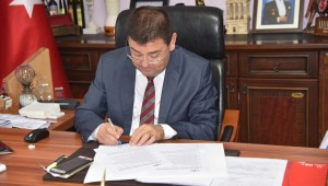 Tokat 'Doğa Dostu Belediye Başkanı Taahhütnamesi'ni imzaladı
