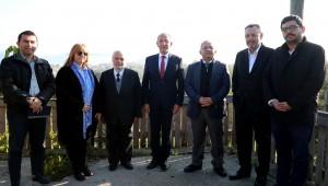 Urla ve Yunanistan arasında kültür ve turizm köprüsü kuruluyor.
