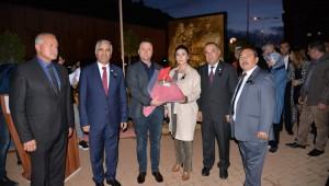 """Başkan Aksoy: """"Ahıska Türkleri bizim kardeşlerimiz, dostumuzdur"""""""