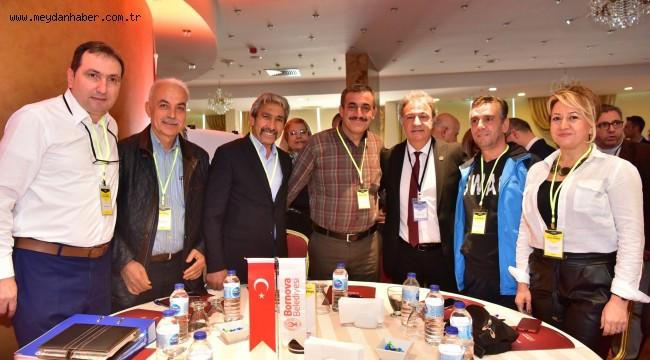 Bornova'nın paydaşları Vizyon Çalıştay'ında buluştu