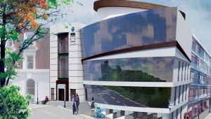 Karabağlar Belediyesi'nin İZMOD işbirliğiyle yapacağı tesisin temeli 6 Aralık'ta atılıyor.