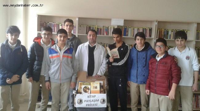 Kartal Belediyesi'nden Mardin'e Kitapla Sevgi Köprüsü