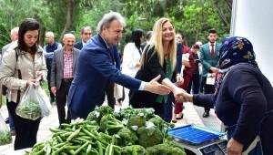 Özkanlar Bornova Yeni Pazarı Cumartesi günü açılıyor