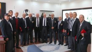 Saruhanlı Belediyesi'nden Gazilere Kıbrıs Gezisi