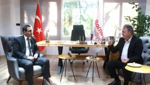 Başkan İduğ: Türkiye'nin birlikte büyümeye ihtiyacı var