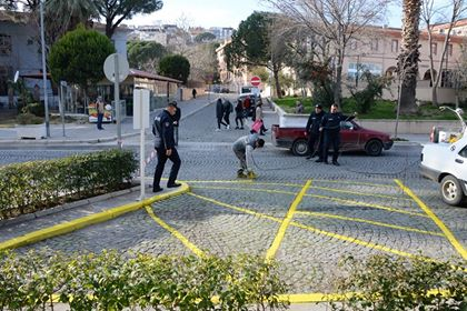 Engelli araç park yerleri düzenleniyor