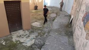 İzmit Belediyesi Hızır Reis İlkokulu'nun bahçesini yeniledi