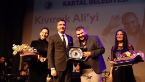 KIVIRCIK ALİ, VEFATININ 9. YILINDA KARTAL'DA ANILDI