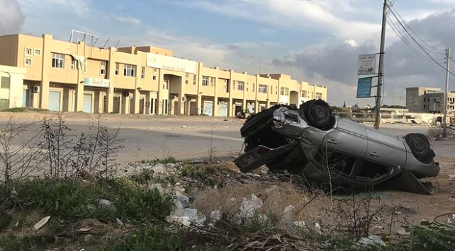 Libya'da kalıcı ateşkes için yeni adres Berlin