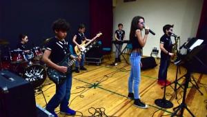 Z Kuşak Çocuk Orkestrası'ndan yarı yıl tatili konseri