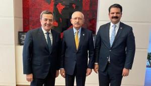 Batur Kılıçdaroğlu'ndan söz aldı