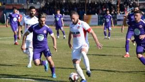 Bergama Belediyespor Sandıklıspor'u 2-1 yendi