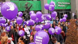 ÇANKAYA'DA EŞİTLİK VE FARKINDALIK AYI BAŞLIYOR BiR GÜN DEĞİL HER GÜN 8 MART