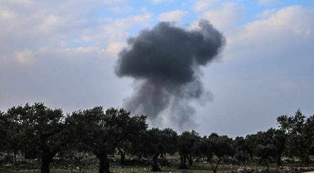 Esed rejimi ve Rus uçakları İdlib'de sivilleri vurdu