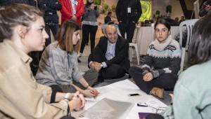 Fikirler yurttaştan uygulama Büyükşehir'den