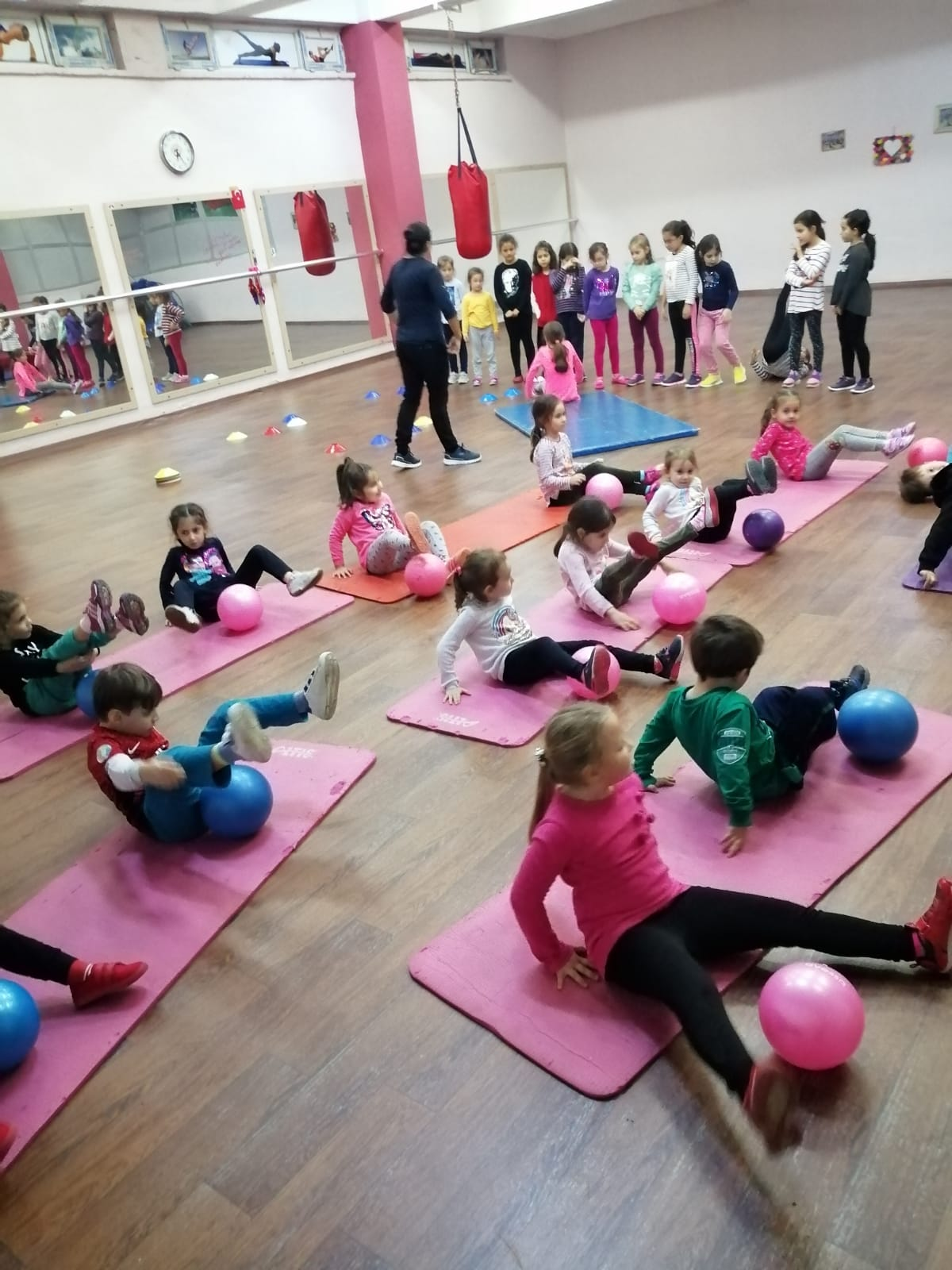 Keşan Belediyesi'nin Çocuk Jimnastiği'ne 150 katılım