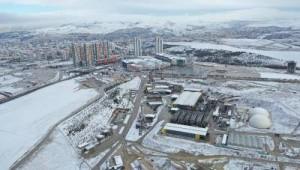 Menderesliler Ankara'da katı atık tesisi gezdi
