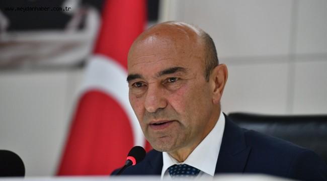 Başkan Tunç Soyer'den Kızılay'ın kan bağışı kampanyasına destek