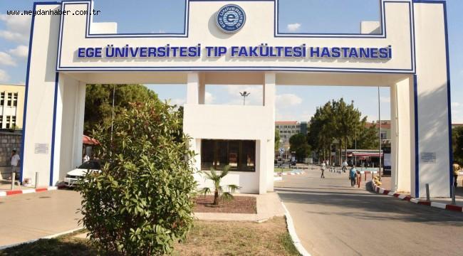 """Ege Üniversitesi Hastanesi """"Teletıp Poliklinik Sistemi""""ni başlattı"""