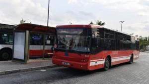 İzmir'de toplu taşıma kullanımı hafta sonu yüzde 77 oranında azaldı