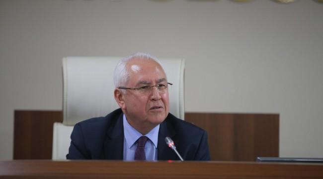 Karabağlar Belediye Meclisi toplantıları ertelendi