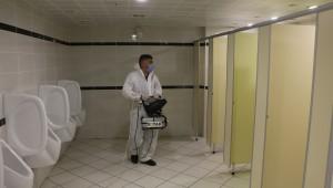 Kartal'da Korona Virüsüne Karşı Dezenfeksiyon Çalışmaları Devam Ediyor