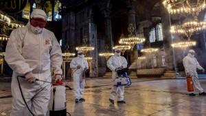 Türkiye'nin koronavirüs için aldığı etkin önlemler