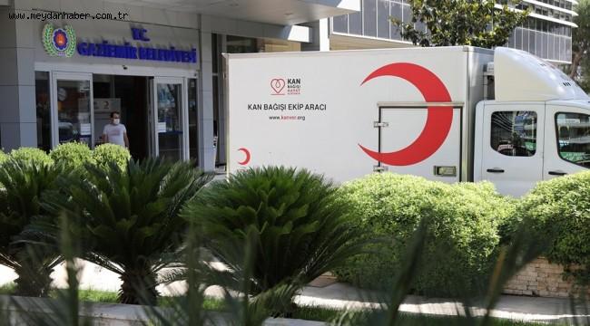 Gaziemirliler kan bağışladı, umut oldu