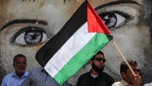 İsrail'in ilhak planı Gazze'de protesto edildi
