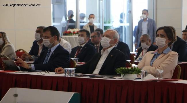 Kartal Belediyesi, CHP İstanbul İl Başkanlığı'nın Düzenlediği Çalıştaya Katıldı