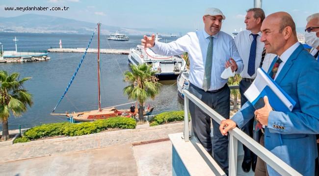 """""""Sadece İZDENİZ değil, tüm İzmir yararlanacak"""""""