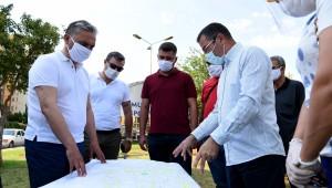 Zeytinköy'de yeni cadde ve sokaklar açılıyor