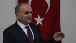 """BAŞKAN ÖZLÜ, """"AZİZ YILDIRIM'IN İSMİ DÜZCE'YE ŞEREF VERİR"""""""