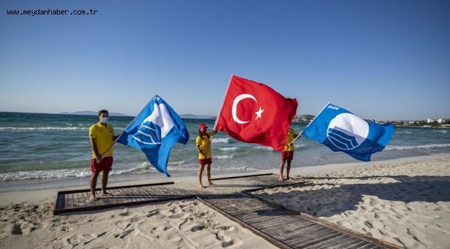 -Ilıca'da Mavi Bayrak gururu!