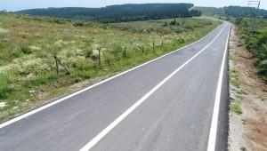 Kandıra köy yolları artık daha konforlu
