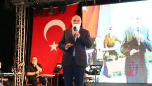 """KEÇİÖREN """"TMM"""" KONSERLERİNE ÇANKIRILILAR GECESİYLE BAŞLADI"""