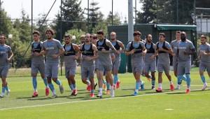 Trabzonspor'da ilk hedef Şampiyonlar Lig bileti almak