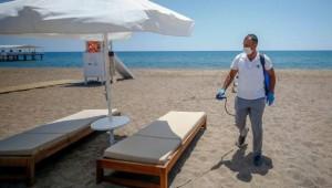 Ukrayna medyasından Türkiye'nin tatil beldesi önlemlerine övgü