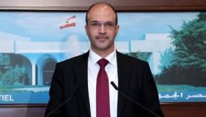 Lübnan Sağlık Bakanı'ndan Türkiye'ye teşekkür