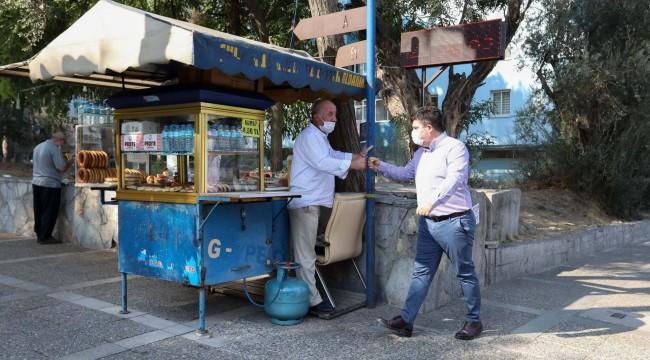 Buca'nın sağlıklı yaşam projesi: Hedef 1 milyon adım