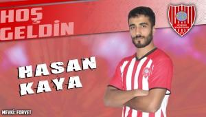Hasan Kaya Nevşehir Belediyespor'da