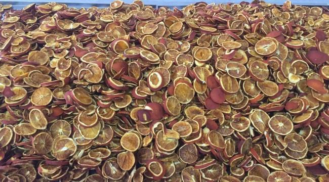 Meyve-Sebze Kurutma Tesisi Kurutuyor, Üretici Kazanıyor
