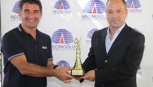 Necimoğlu Turnuvası'nda 34 Kupa Sahibini Buldu