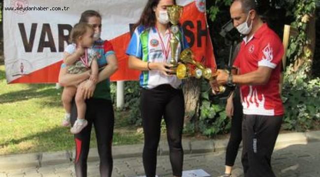 29 Ekim Cumhuriyet Kupası Oryantiring Şampiyonası nefesleri kesti…